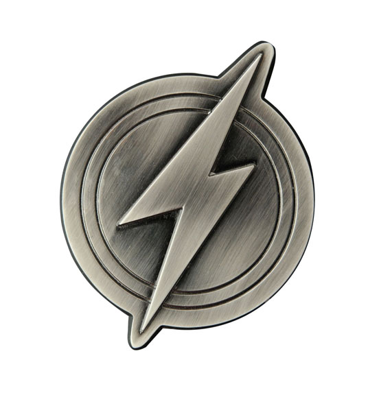 Justice League Flash Logo Metal Bottle Opener