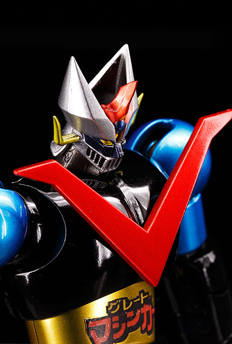 Super Robot Chogokin – Great Mazinger (Jumbo Machine Scrander Color)