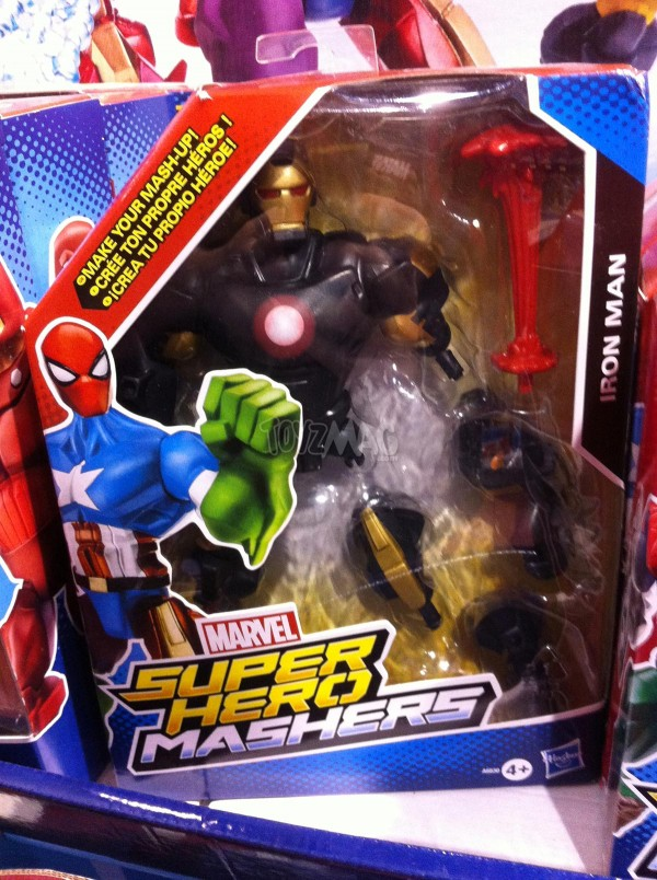 Iron Man Marvel Hero super Masher