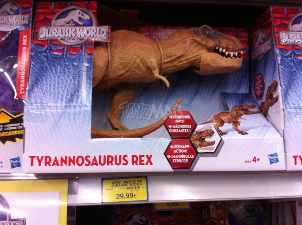Jurassic World - Tyrannosaurus Rex  Tyrannosaurus Rex Croc Dino