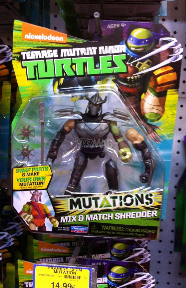 tmnt Mutation