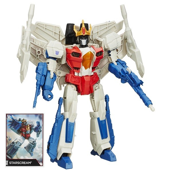 Leader Starscream ROBOT 600