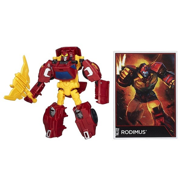 Legends Rodimus Robot 600