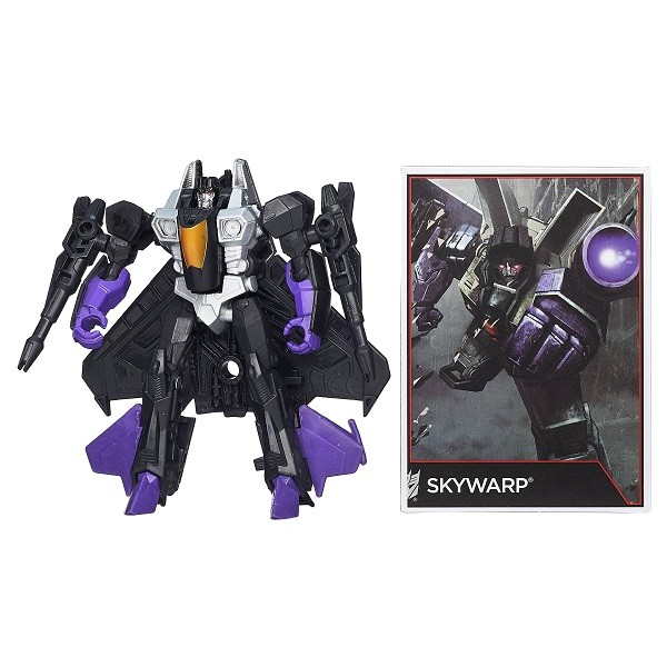 Legends SKYWARP ROBOT 600
