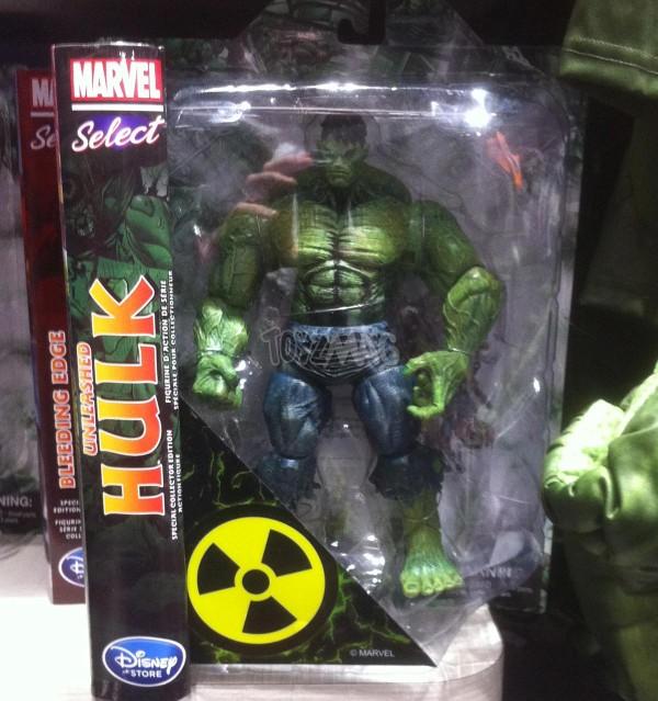 Hulk Sauvage Marvel Legends de Diamond Select Toys.