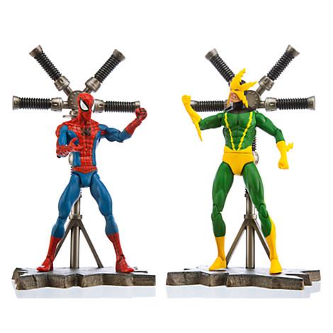 spider-man electro MARVEL LEGENDS SOLDE