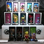Sailor Moon, Mario, Robots Chogokin, Galeria Tamashii Nations Mexico 2015