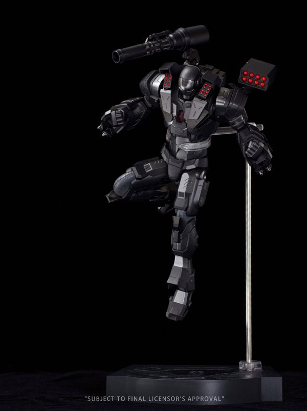 RE:EDIT IRON MAN War Machine SENTINNEL LTD