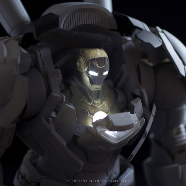 RE:EDIT IRON MAN  Hulkbuster SENTINNEL LTD