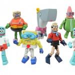 Diamond Select Toys dévoile ses exclu SDDC2015