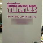 SDCC2015 image teaser pour l'exclu Tortues Ninja