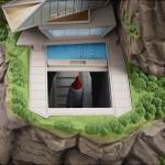 Thunderbirds Are Go! Interactive Tracy Island Playset