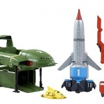 Thunderbirds Are Go! les jouets VIVID