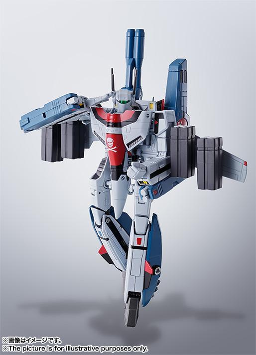 VF-1S Strike Valkyrie Tamashii Nations Bandai - Macross Robotech