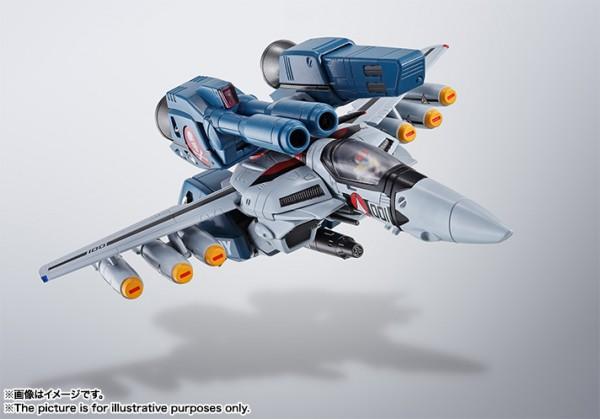 aVF-1S Strike Valkyrie Tamashii Nations Bandai - Macross Robotech