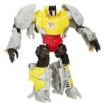 Warrior Gold Armor Grimlock Robot