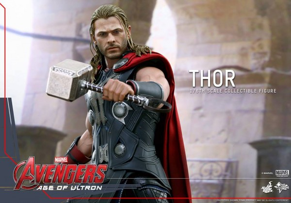 age of ultron thor hot toys