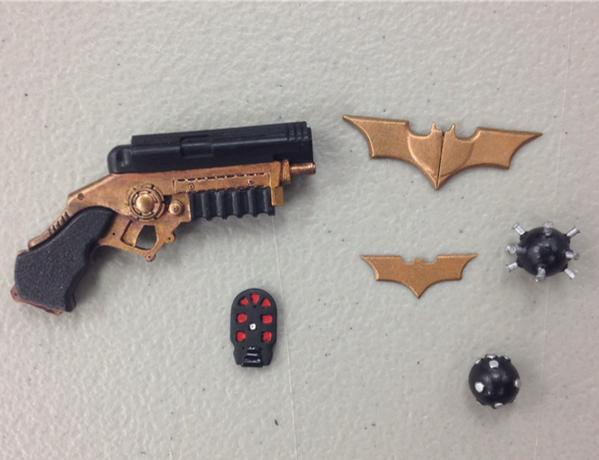 batman quarter scale neca