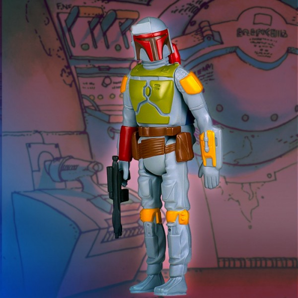 BOBA FETT STAR WARS Droids SDCC 2015 Exclusive Jumbo Figure