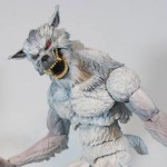 Scoop ToyzMag - Creatureplica : Rougarou Ghost Wolf