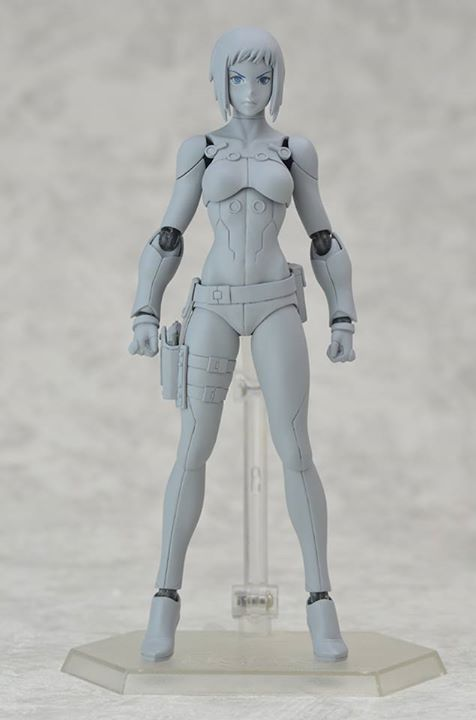figma Motoko Kusanagi  - Ghost in the Shell