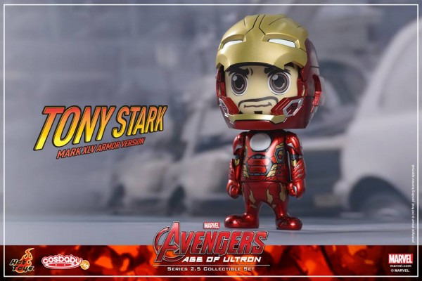 Avengers: AOU Cosbaby (S) Series 2.5