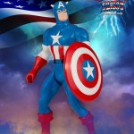 Captain America Secret Wars Jumbo