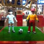 Captain Tsubasa de nouvelles figurines