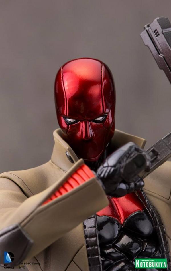 DC Comics Red Hood ARTFX+