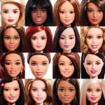 Barbie sublimée par 13 créateurs de mode et Studio Harcourt Paris