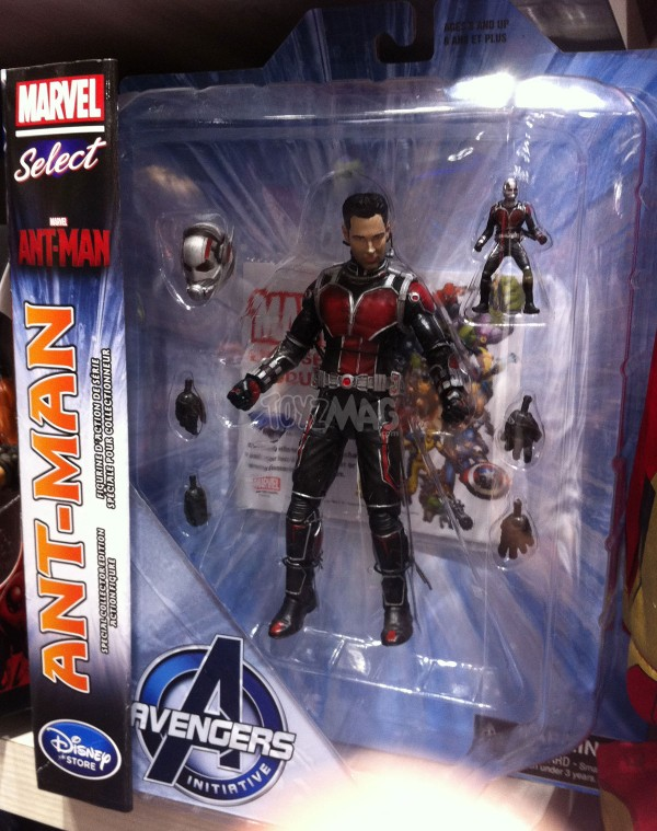 Ant-Man Marvel Select Exclu diseny Store