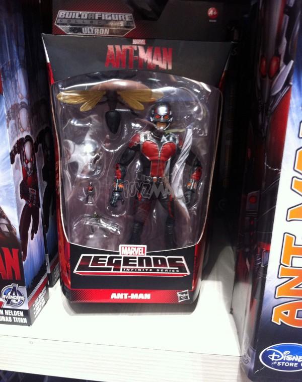 Marvel Legends ant-man baf Ultron
