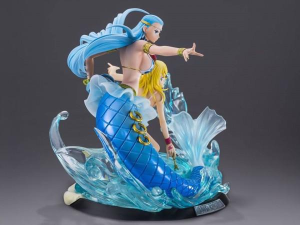 Lucy Heartfilia & Aquarius HQF by Tsume