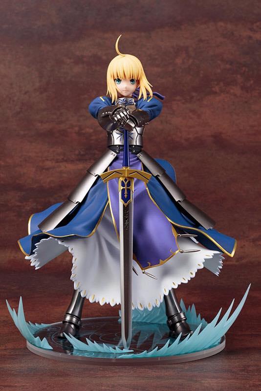 Fate/stay night [Unlimited Blade Works] - Kishiou Saber 1/7 par Kotobukiya.