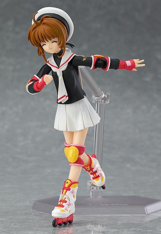 Figma Sakura Kinomoto: School Uniform ver.