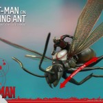 Ant-Man et Antony mini figurine par Hot Toys