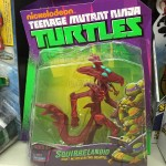 Dispo en France : Squirrelanoid - Tortues Ninja