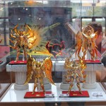 Japan Expo 2015 : Saint Seiya - Tamashii Nations