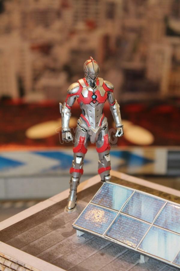 Photocall Ultraman à Japan Expo 2015 chez Kurokawa