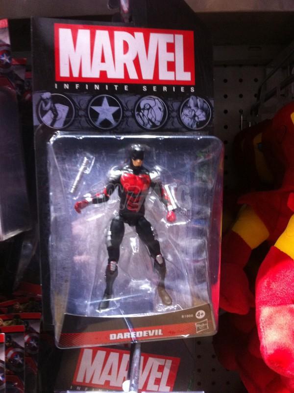 Daredevil Shadowland Marvel infinity series
