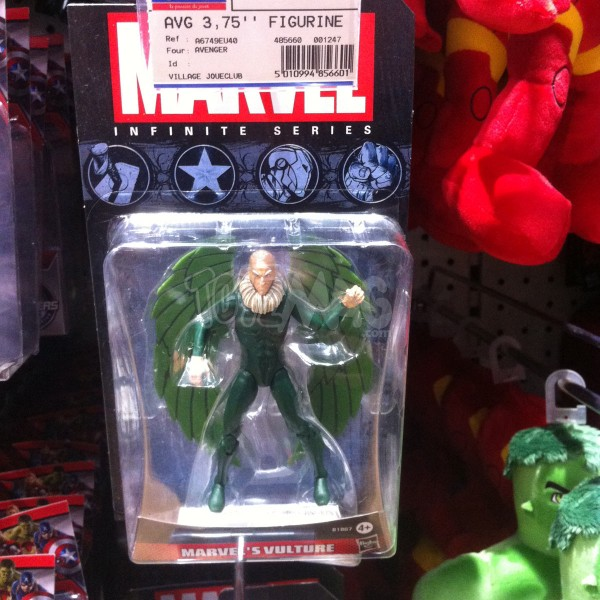 vautour Mavel Infinite Series de Hasbro,