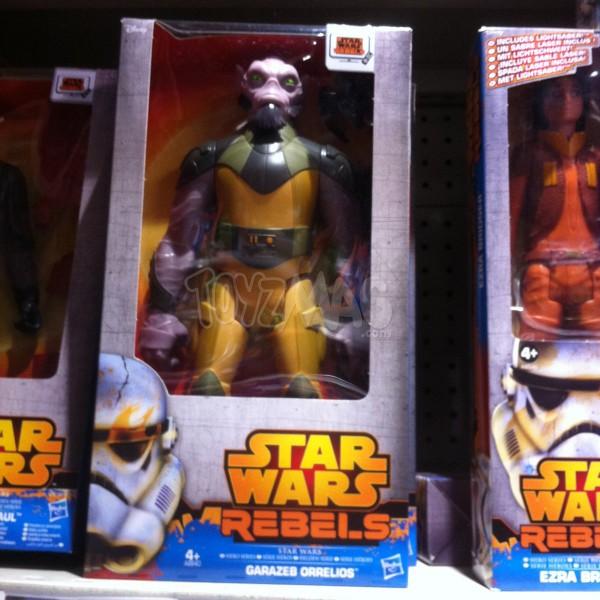 ZEB star wars rebels 30cm