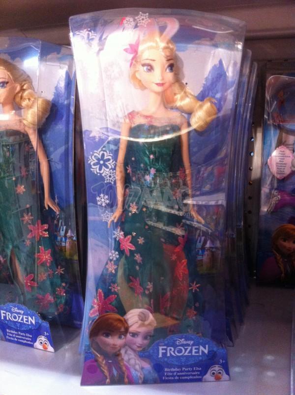Poupées Reine des Neiges Feête d'anniversaire / Fashion