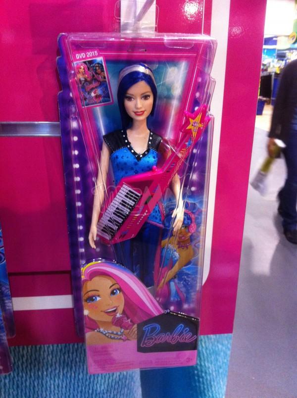 Barbie Rock et Royal