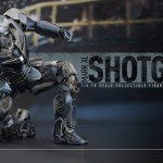 Iron Man 3 : Shotgun (Mark XL) par Hot Toys