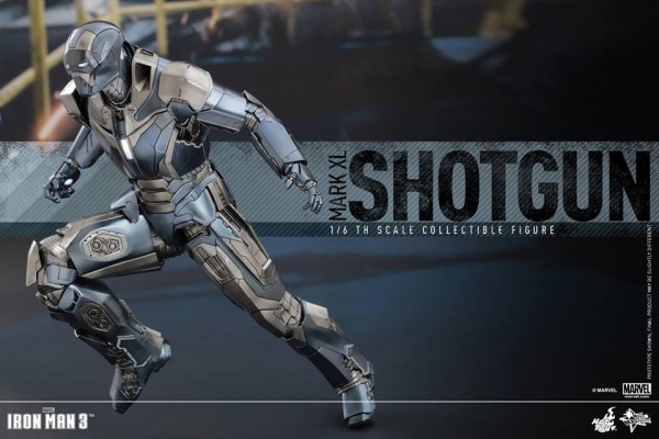 Iron Man 3 1/6th scale Shotgun (Mark XL)