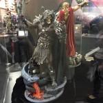#SDCC He-Man et Skeletor par Sideshow