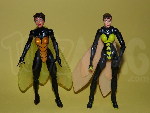 Marvel legends wasp avengers 9