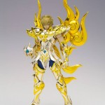 Réédition pour Aiolia du Lion Soul of Gold Myth Cloth Ex