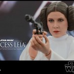 Star Wars Princess Leia par Hot Toys